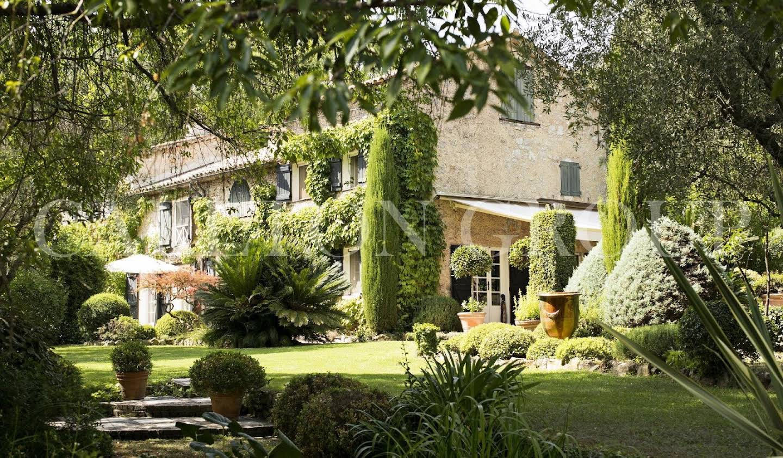 Maison avec piscine et jardin Grasse