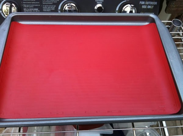 Preheat the oven to 400 F. and I use a silicone mat on my...