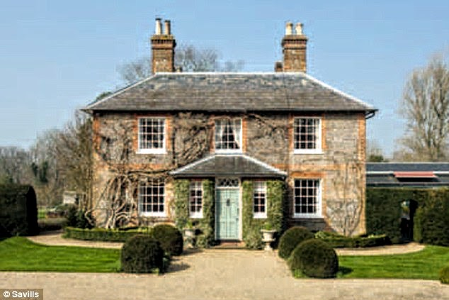 Bucklebury Manor