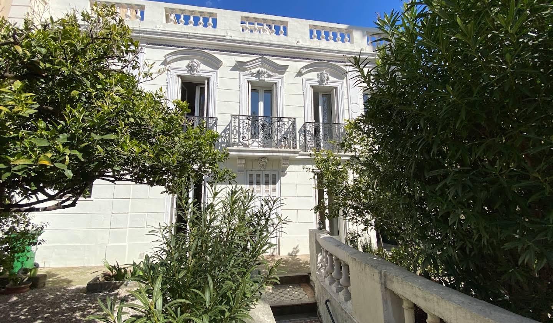 Villa avec jardin et terrasse Toulon