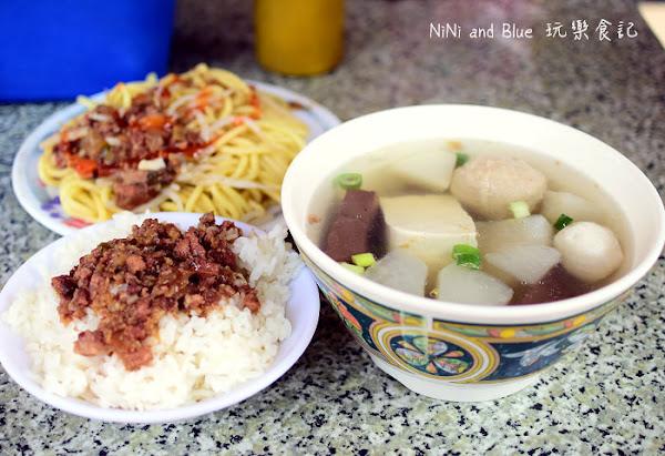 青雲街麵攤