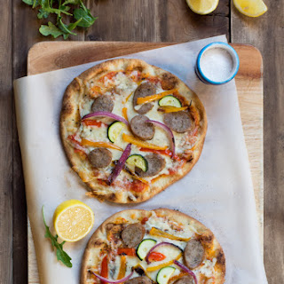 Grilled Flatbread Pizza Recipes