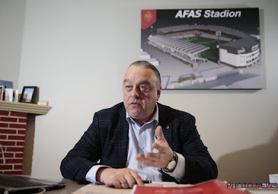 L'ex-président du FC Malines se retire de son poste à l'Union belge, Paul Allaerts sur la sellette