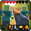 🧟 Zombie Craft Survival 3D: Free Shooting Game icon