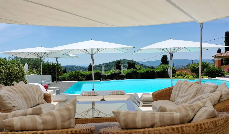 Villa avec jardin Magagnosc