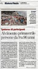 Photo: La Stampa 3 aprile 2018