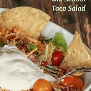 Taco Salad, Old School