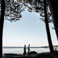 Wedding photographer Vidunas Kulikauskis (kulikauskis). Photo of 17.07.2018