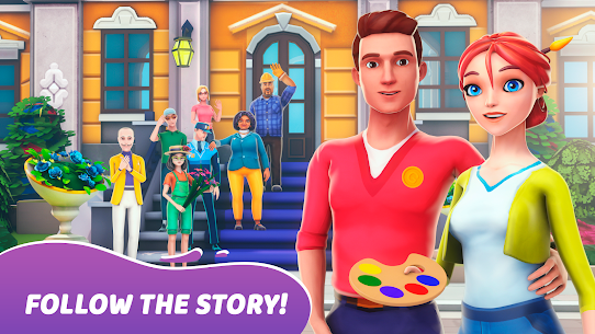 Gallery: Coloring Book Mod Apk 0.272 (Unlimited Coins/Stars/Energies/Boosters) 4