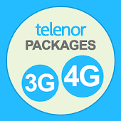 Telenor Packages 3G, Call, SMS