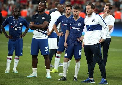 Un cadre de Chelsea de retour pour le choc face à Liverpool