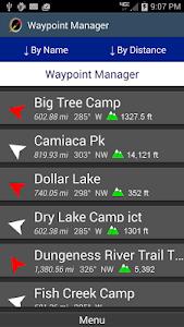 GPS Waypoints Navigator v8.74