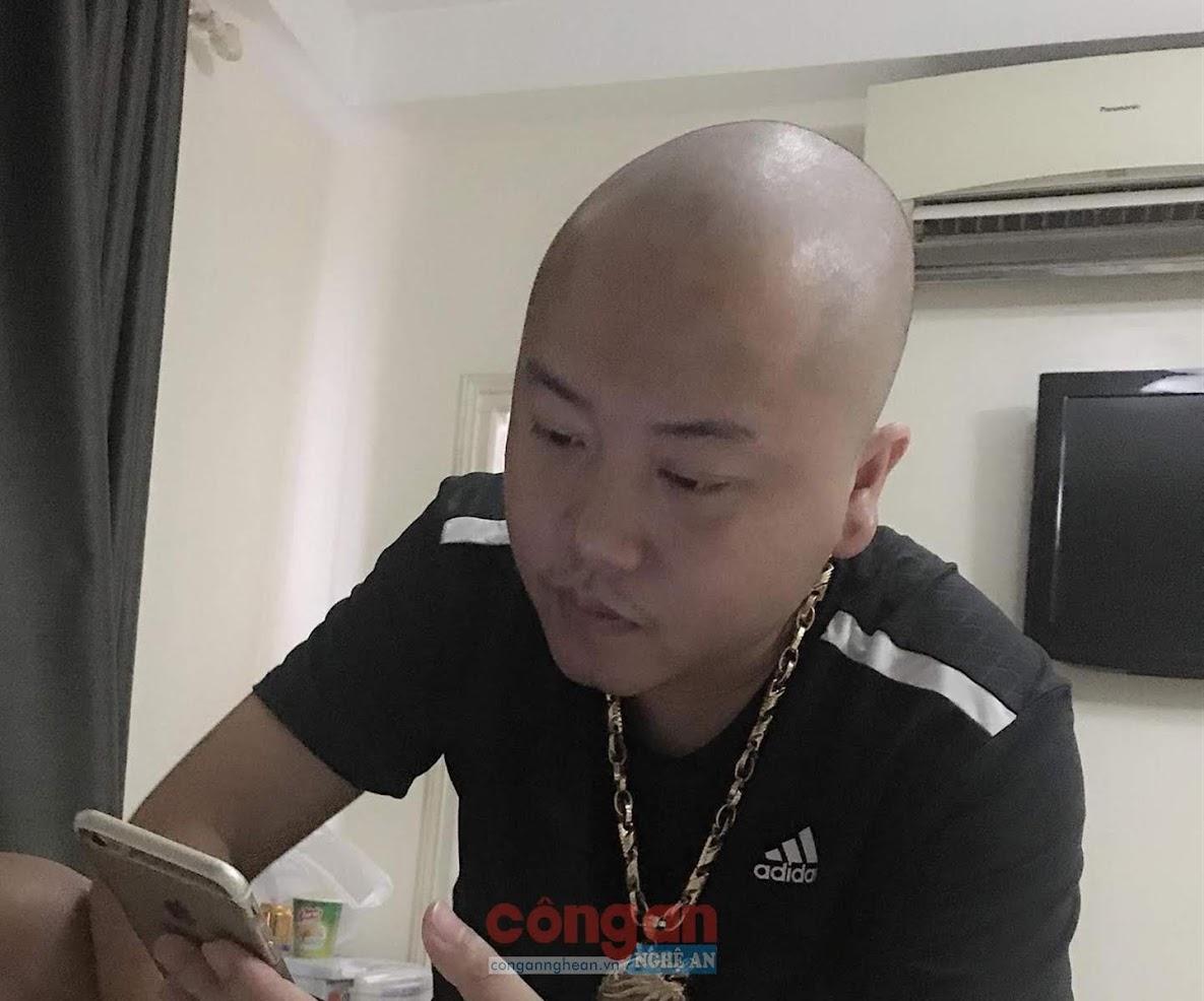 Đối tượng Nguyễn Trọng Dương