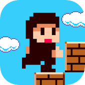 Free Action Games Super Stairs