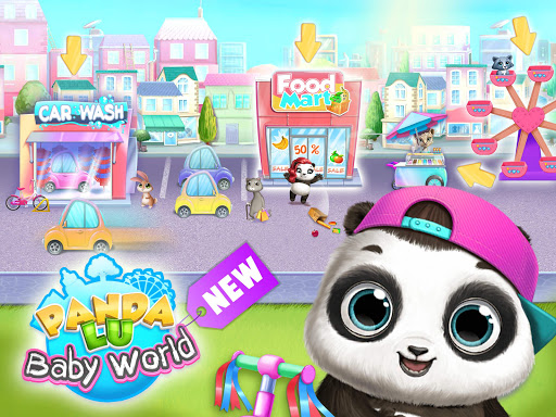 Panda Lu Baby Bear World - New Pet Care Adventure 1.0.71 screenshots 24