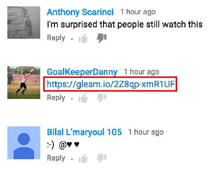 poor blog comment sample