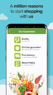 bigbasket – Online Grocery Shopping App Download For Android and iPhone 1