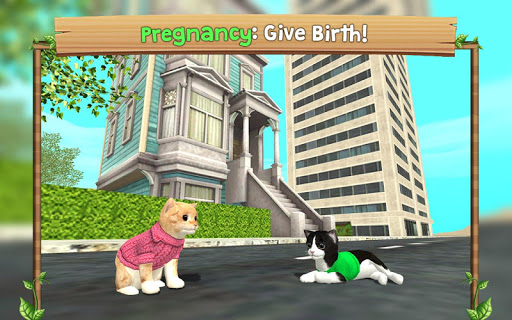 Cat Sim Online: Play with Cats  screenshots 10