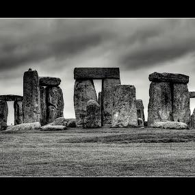 Stonehenge by Davorin Munda - Landscapes Travel