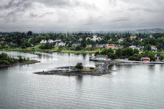 """Photo: Fahrt nach Oslo mit der """"Costa Fortuna"""" (27. Juni 2014) (HDR)"""