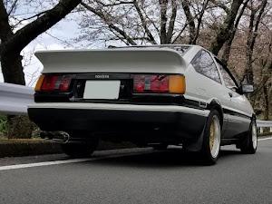 カローラレビン AE86 GT-APEXのカスタム事例画像 し〜のさんの2020年02月04日22:40の投稿