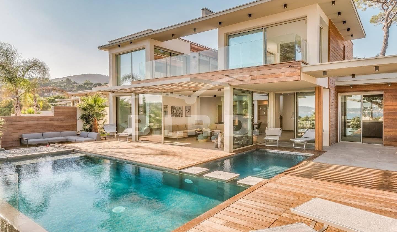 Villa avec piscine et jardin Sainte-Maxime