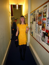 Photo: Hol looking stunning in her Ted Baker dress