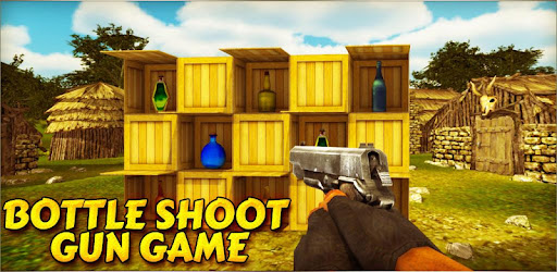 Bottle Shoot Gun Game gives you a chance to polish your shooting skills.