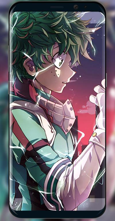 Descargar My Hero Academia Wallpaper Hd Apk última Versión