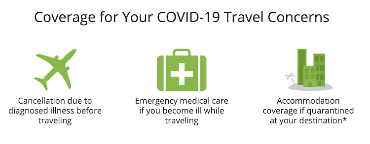 A page on InsureMyTrip.