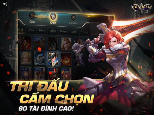 Garena Liu00ean Quu00e2n Mobile 1.19.1.1 screenshots {n} 8