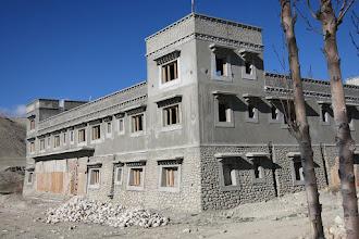Photo: Lo Monthang (le nouveau palais royal)