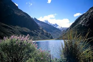 Photo: Cordillera Blanca, dolina rzeki Santa Cruz / Santa Cruz valley