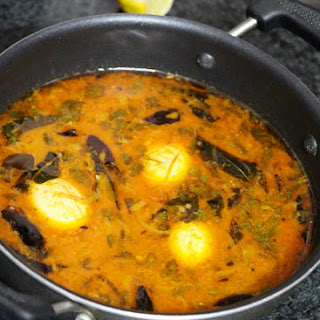 Hyderabadi Egg Curry Recipe, Ande Ka Salan