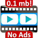 iPlay VR Player for SBS 3D Video icon
