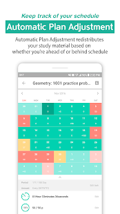 Todait - Smart study planner - náhled