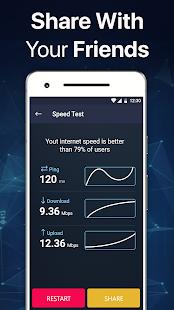Internet Speed Test Original – wifi & 4g meter 7