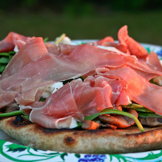 The Last Of Summer's Grilled Pizzas
