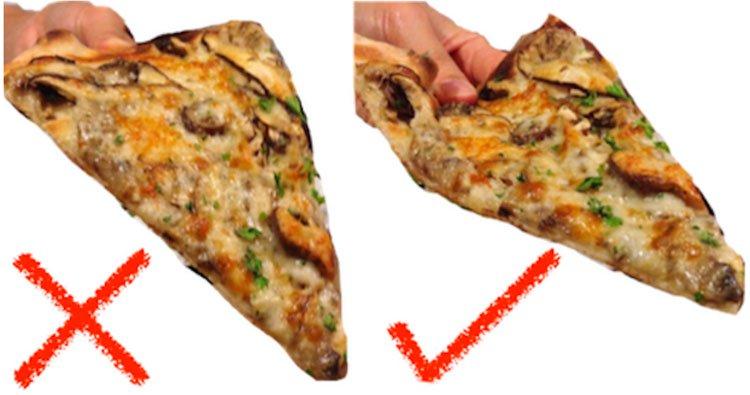 Bất kể một mặt phẳng nào, từ tờ giấy cho đến miếng bánh pizza, sẽ có một khu vực