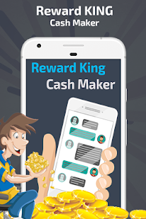 Reward King Cash - náhled