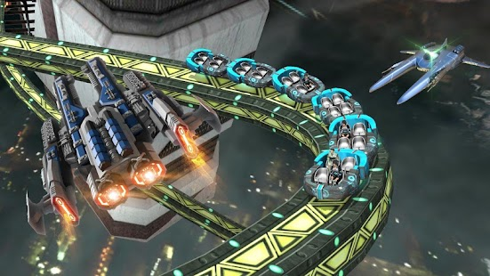 Roller Coaster Simulator Space- screenshot thumbnail