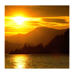 Awesome Sunset HD Wallpapers Icon