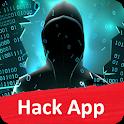 Hack App - Hack Mobile Phone Prank icon