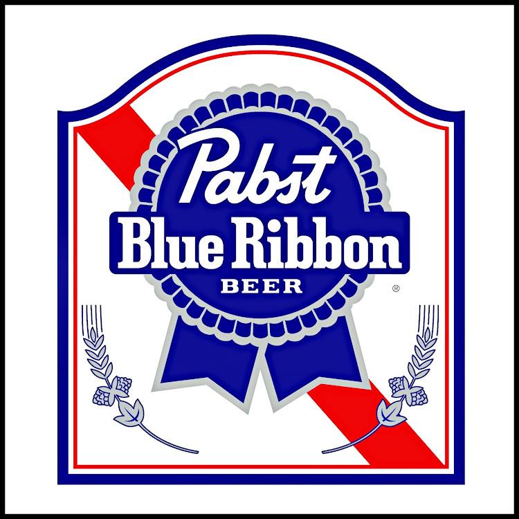 Logo of Pabst Blue Ribbon