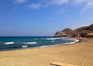Photo: Beach at Las Negras