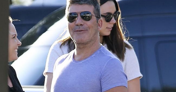 Simon Cowell slapped during X Factor auditions