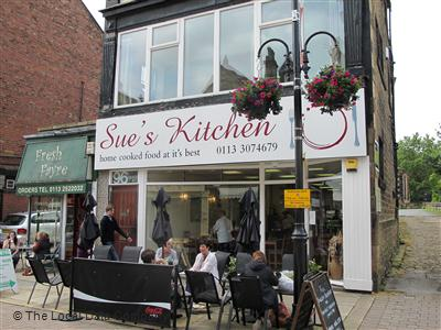 Sue S Kitchen On Queen Street Cafe Tearoom In Morley