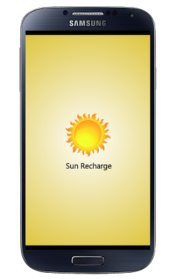 Sun Recharge - screenshot