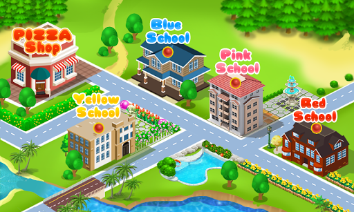 學校送比薩遊戲|玩休閒App免費|玩APPs