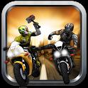 Thug Moto Riders 3D - 2016 icon